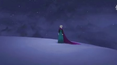 (精品音乐推荐)冰雪奇缘主题曲 名:let it go MV