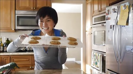 优雅烘焙 2015 不可抵挡的诱惑:巧克力饼干 01