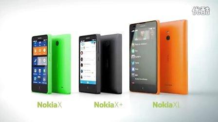 全新诺基亚X系列 - 你的最终使用到了Android