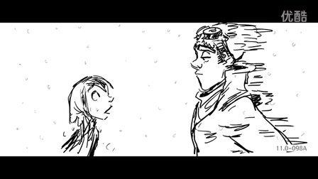《冰雪奇缘》删节镜头:Meet Kristoff 1
