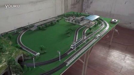 新入段的韶山3电力机车单机升弓试运行