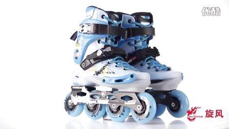 旋风轮滑鞋实物展示