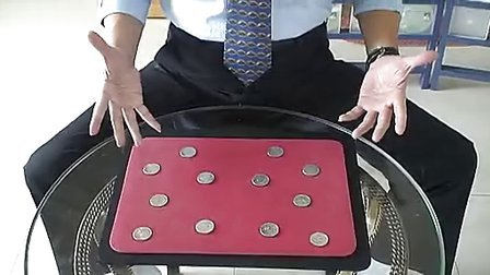 迪龙魔术硬币轰炸机教学Johnny Wong's Coin Bomber(无密码)