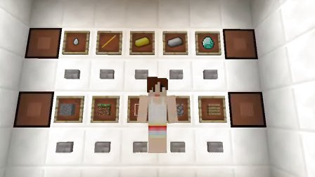 Minecraft我的世界自动贩卖机