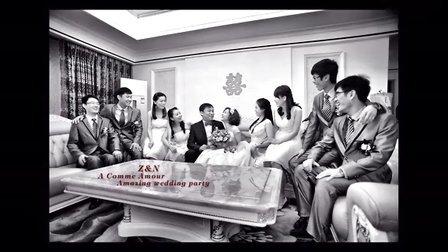 WEDFOTO(爱朵印象)作品--Z +N amazing wedding party