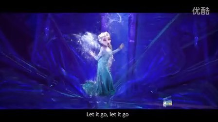 【Movie】0001-《冰雪奇缘》主题歌 Demi Lovato-Let It Go