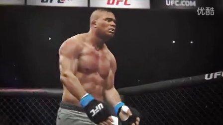 ufc格斗 《UFC格斗》感受次世代真实比赛宣传片PS4 XBOXONE