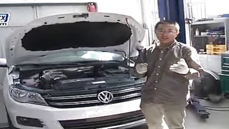 拆车坊第五期拆解上海大众途观