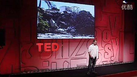 TED,PeterHaas The disaster of engineering,2010