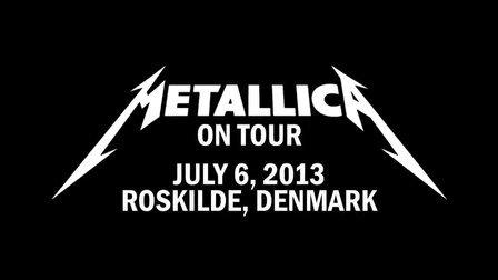 Metallica - Blackened(Live - Roskilde,Denmark)