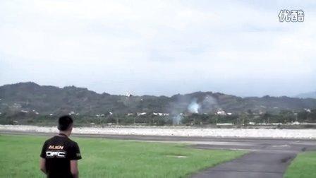 T-REX 800E PRO DFC Test Flight 2