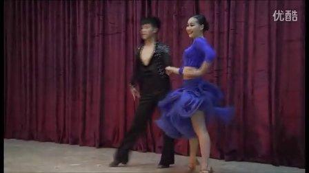 13年暑期汇报演出 舞蹈班精彩拉丁舞表演 -成都新锐艺术培训学校