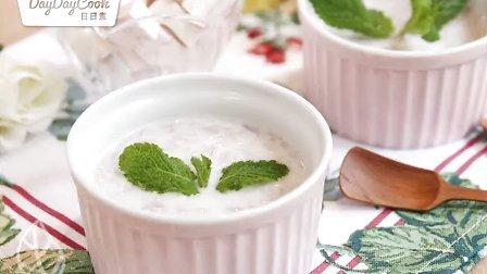 日日煮烹飪短片 - 凍鮮奶芋泥 Milk Taro Frozen Treat