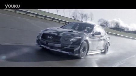 Infiniti Q50 Eau Rouge. Vettel. Destiny makes us