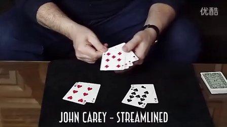 Streamlined by John Carey