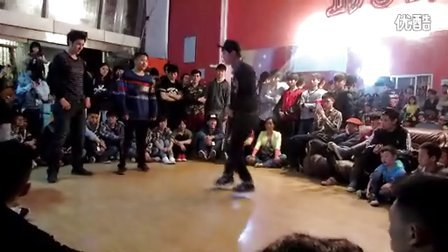 breaking2v2(bboy 霜霜)
