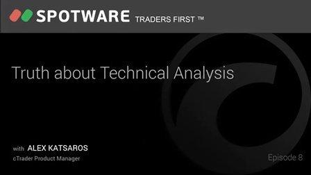 技术面分析的真相 : 学会使用cTrader平台进行外汇交易第8集