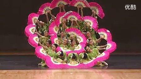 民族芭蕾扇舞《茉莉花》 2013年国际芭蕾舞蹈比赛集体舞冠军