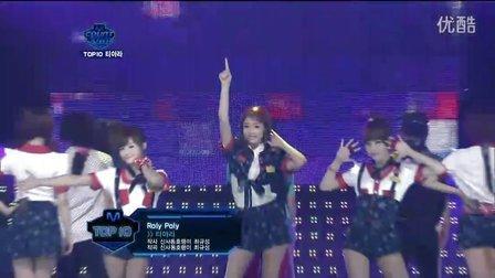 110721 T-ara--Roly Poly Mnet M!Countdown MCD 1080p tara