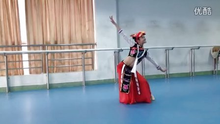 舞蹈班曾庆  月考视频 成都新锐艺术培训学校