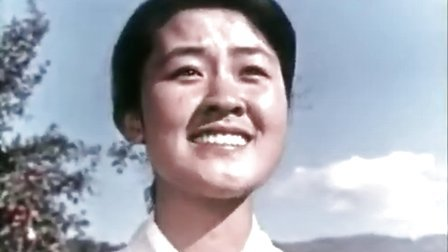 朝鲜电影《摘苹果的时候》
