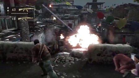 纯黑《神秘海域2》娱乐向视频实况解说 第七期