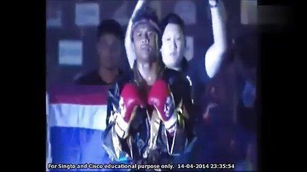 播求 vs Victor Nagbe 2014.4.14素林之战