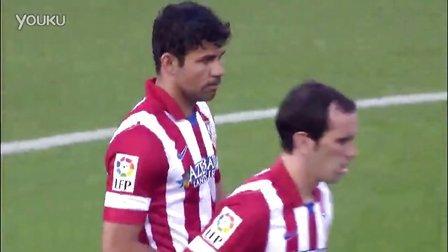 马德里竞技2-0埃尔切 领先皇马6分