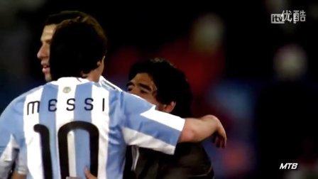 梅西2006-2010世界杯技能展示