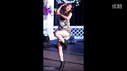 韩国美女Blady(SuJin)- Blood Type B Girl性感美腿热舞