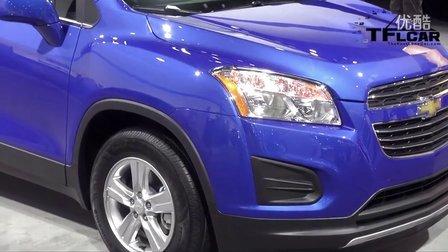 2015 Chevy Trax-雪佛兰创酷-任何你想知道的细节