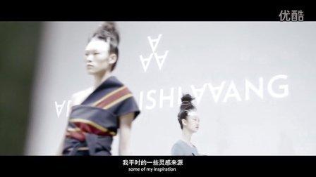 "【GSJ制作】VEGA ZAISHI WANG 2014 AW ""灵魂暗夜""系列发布 花絮"