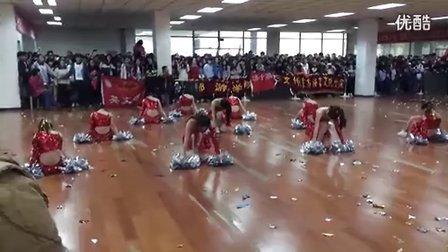 西安外国语大学—2014研究生部啦啦操