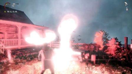 【惊悚恐怖神作】心灵杀手Alan Wake2-2黑暗俘虏