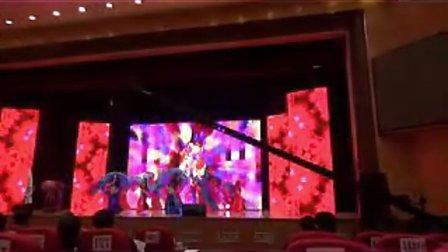 卡瑞娜girl舞团  清华同学会演出视频