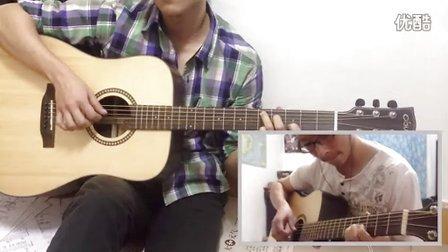 吉他弹唱 莉莉安