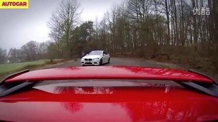 沃克斯豪尔XR8 GTS漂移对比宝马M5