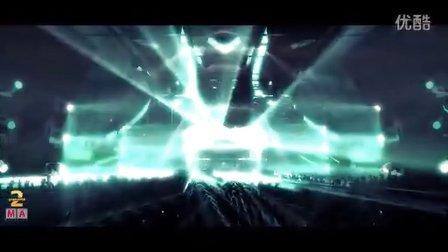 【grandMA2灯光秀】 60秒激光秀 by闫磊 中戏12灯光