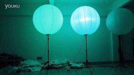 支架气球灯