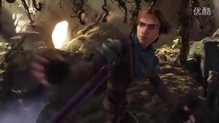Jabberwocky - Game Cinematic (unreleased)