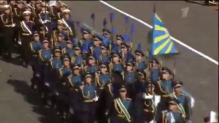 2014年5月9日俄罗斯纪念卫国战争胜利69周年阅兵式