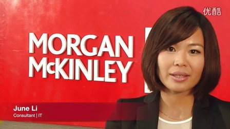 June Li | IT Team, Morgan McKinley, China