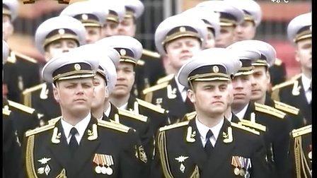 2014年5月9日俄罗斯圣彼得堡纪念卫国战争胜利69周年阅兵