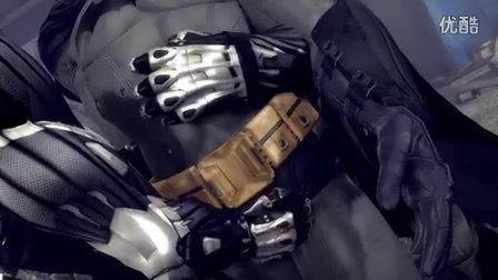 外国人做的蝙蝠侠被虐CG 10