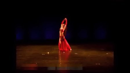 2012年盛秀清西班牙弗拉门戈《天生舞者》-手臂力量独到 肚皮舞 经典肚皮舞
