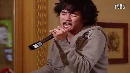 金秀贤 cut《泡菜奶酪微笑》KTV 唱歌 部分_标清