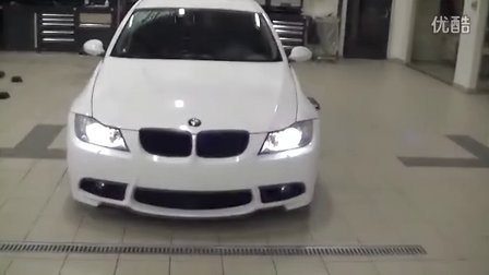 BMW E90 325I with Schmiedmann exhaust