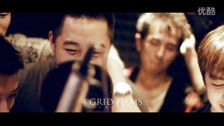 4GridFilms作品《marry me》婚礼歌曲录制花絮