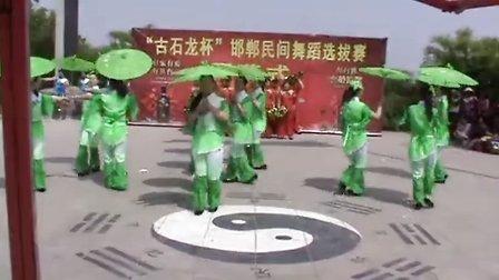 南吕固舞蹈队   古石龙一日游