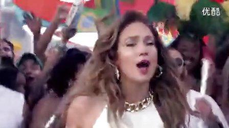 2014巴西世界杯官方主题歌曲 MV-We Are One〔One Ola〕·洛佩斯